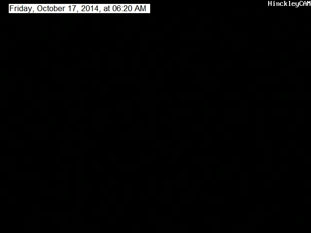 Live webcam view Hinckley New York